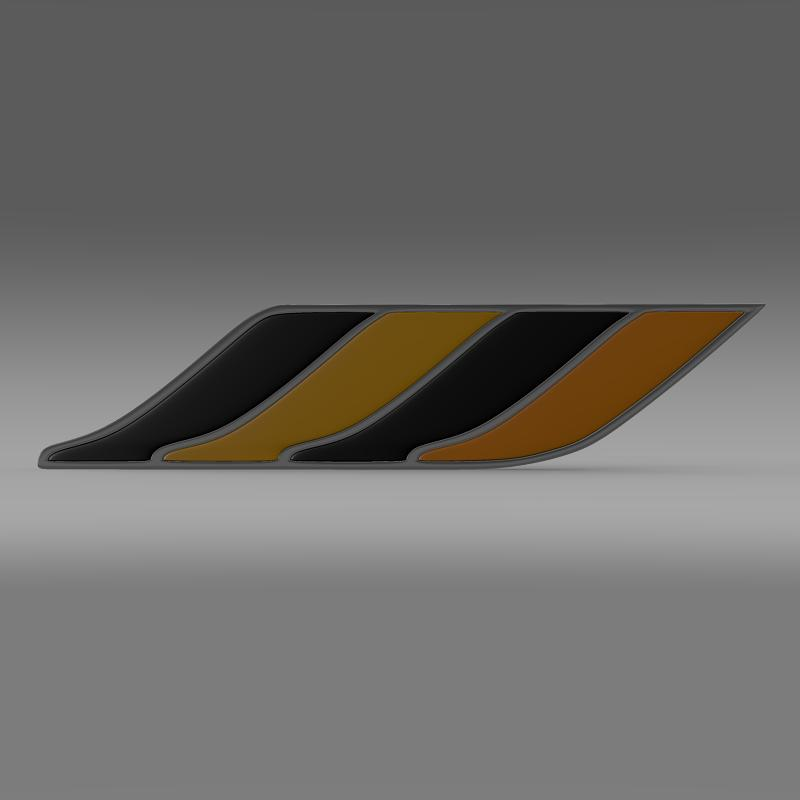caparo logo 3d model 3ds max fbx c4d lwo ma mb hrc xsi obj 151295