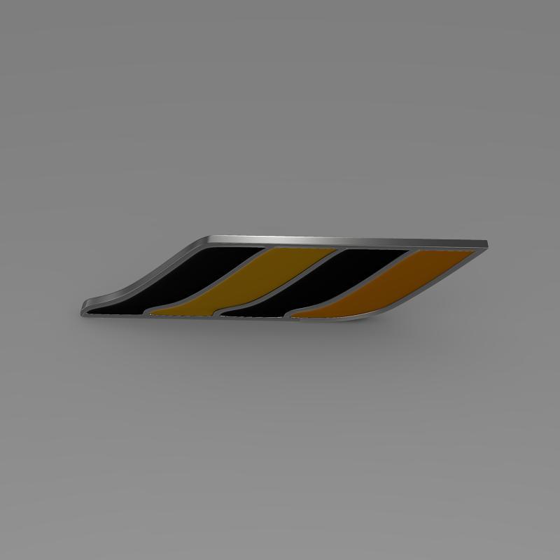 caparo logo 3d model 3ds max fbx c4d lwo ma mb hrc xsi obj 151298