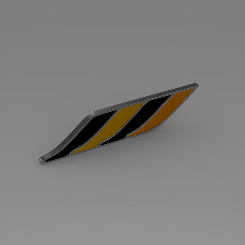 caparo logo 3d model 3ds max fbx c4d lwo ma mb hrc xsi obj 151299