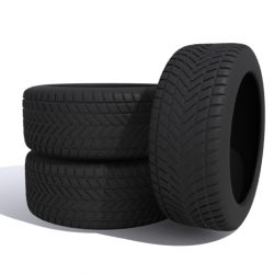 Car Tires 3D ( 75.42KB jpg by emiliogallo )