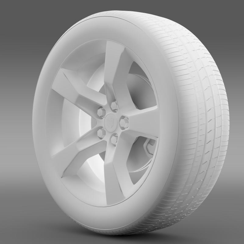 chevrolet camaro 2010 transformer wheel 3d model max fbx c4d ma mb hrc xsi obj 140567