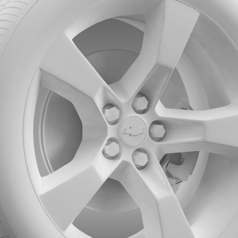 chevrolet camaro 2010 təkər 3d modeli 3ds max fbx c4d lwo ma mb hrc xsi obj 140582