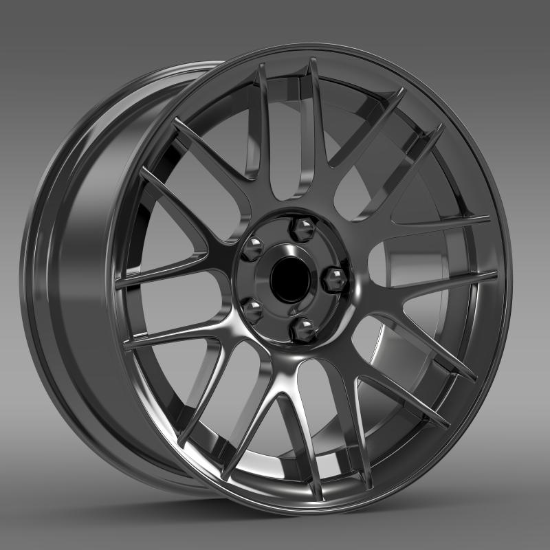 chevrolet camaro 2012 hennesey rim 3d model 3ds max fbx c4d lwo ma mb hrc xsi obj 141450