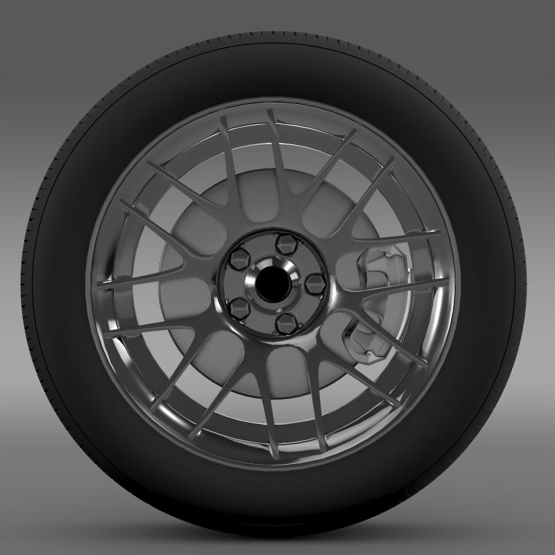 chevrolet camaro 2012 hennesey wheel 3d model 3ds max fbx c4d lwo ma mb hrc xsi obj 140588