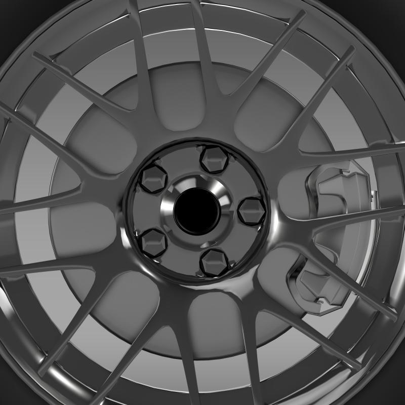 chevrolet camaro 2012 hennesey wheel 3d model 3ds max fbx c4d lwo ma mb hrc xsi obj 140591