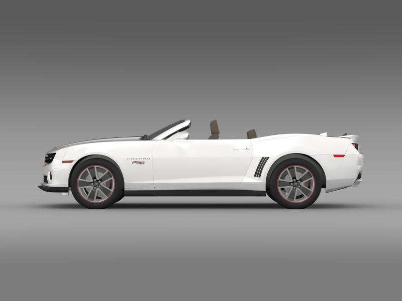 chevrolet camaro 2013 hotwheels se convertible 3d model 3ds max fbx c4d lwo ma mb hrc xsi obj 154398