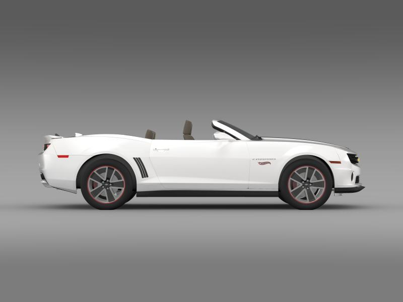 chevrolet camaro 2013 hotwheels se convertible 3d model 3ds max fbx c4d lwo ma mb hrc xsi obj 154404