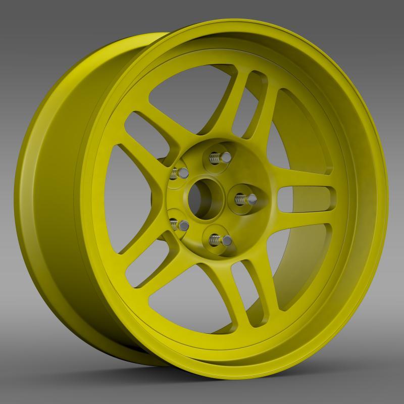 chevrolet camaro gs racecar 2008 rim 3d model 3ds max fbx c4d lwo ma mb hrc xsi obj 141466