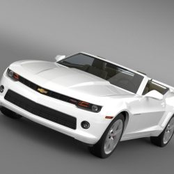Chevrolet Camaro RS Convertible 2014 ( 32.96KB jpg by CREATOR_3D )