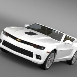 Chevrolet Camaro SS Convertible 2014 ( 34.01KB jpg by CREATOR_3D )