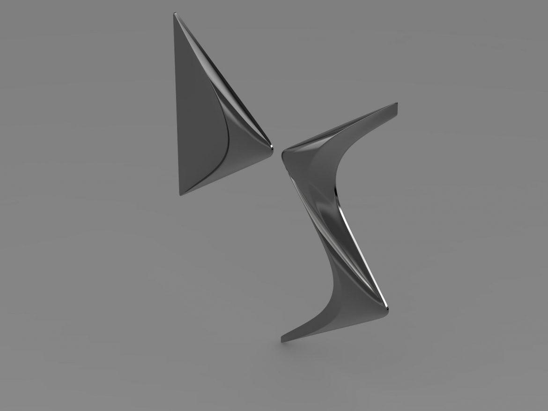 ds logo 3d model 3ds max fbx c4d lwo ma mb hrc xsi obj 162831