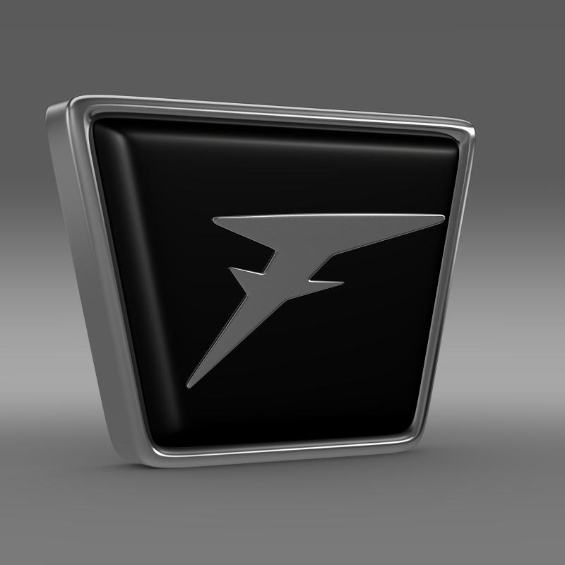 fenix automotive logo 3d model 3ds max fbx c4d lwo ma mb hrc xsi obj 155261