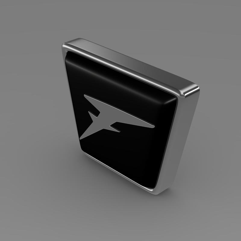 fenix automotive logo 3d model 3ds max fbx c4d lwo ma mb hrc xsi obj 155262