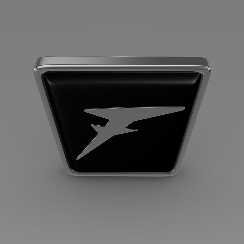 fenix automotive logo 3d model 3ds max fbx c4d lwo ma mb hrc xsi obj 155263