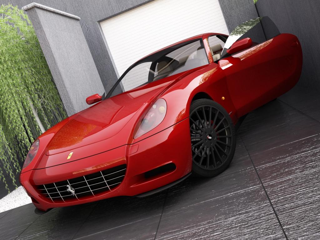 ferrari 612 scaglietti 03 3d model max texture obj inny 119670