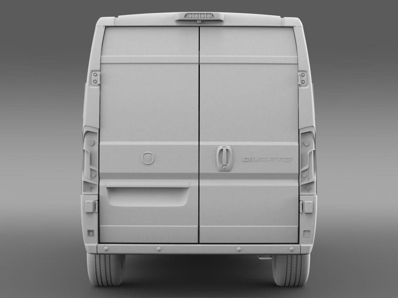 fiat ducato panorama 2015 3d model 3ds max fbx c4d lwo ma mb hrc xsi obj 166163