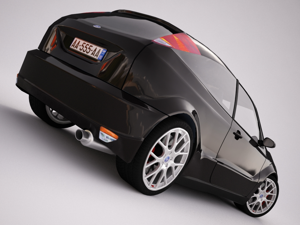 ford focus 3d model max fbx jpeg jpg texture obj other 123722