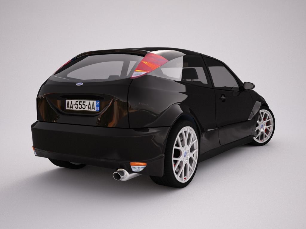 ford focus 3d model max fbx jpeg jpg texture obj other 123724