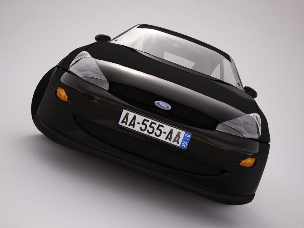 ford focus 3d model max fbx jpeg jpg texture obj other 123727