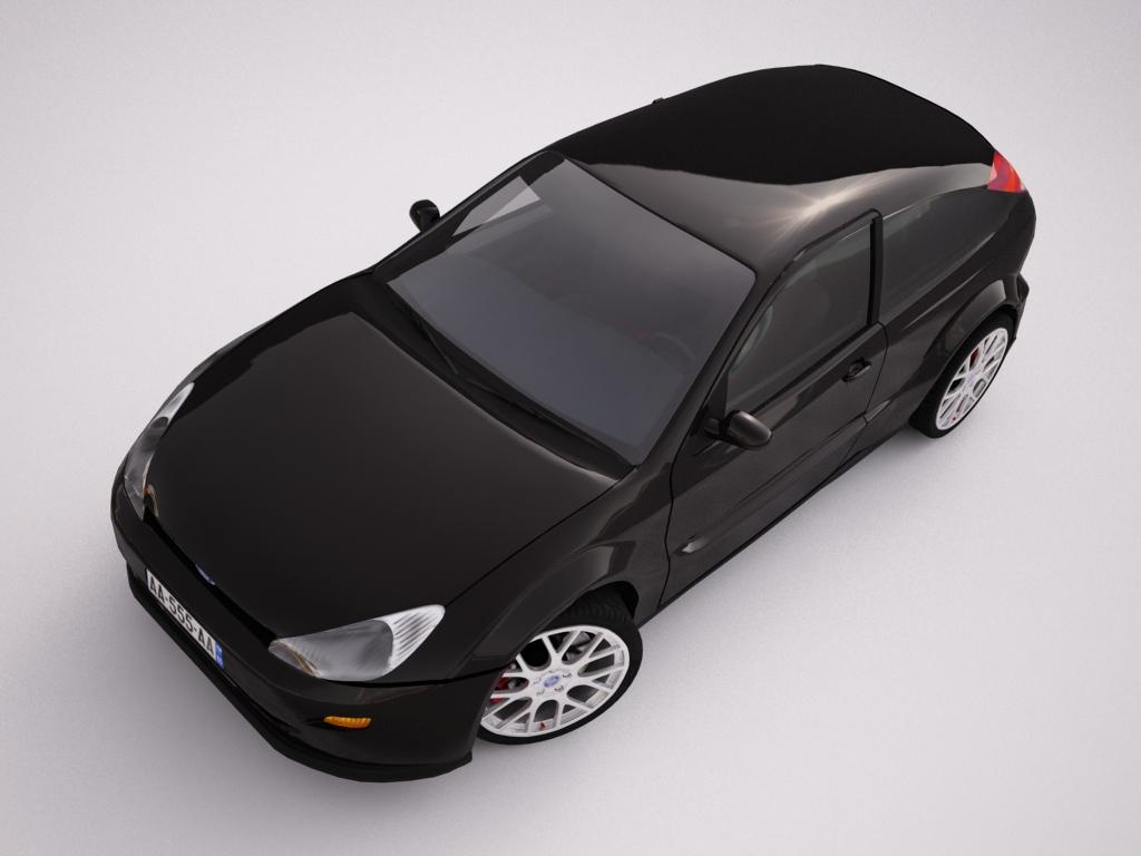 ford focus 3d model max fbx jpeg jpg texture obj other 123729