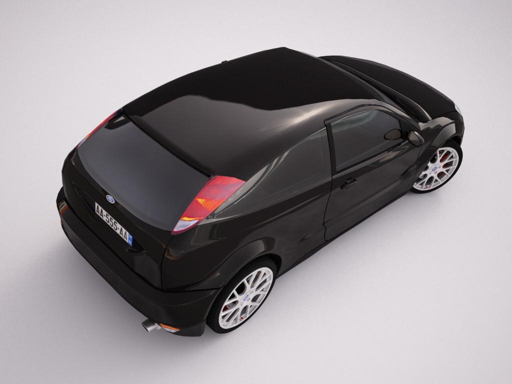ford focus 3d model max fbx jpeg jpg texture obj other 123730