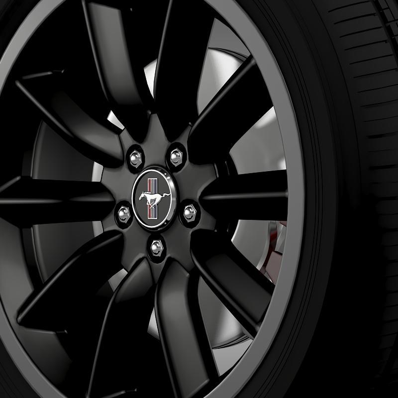 ford mustang boss 302 2012 wheel 3d model 3ds max fbx c4d lwo ma mb hrc xsi obj 138280