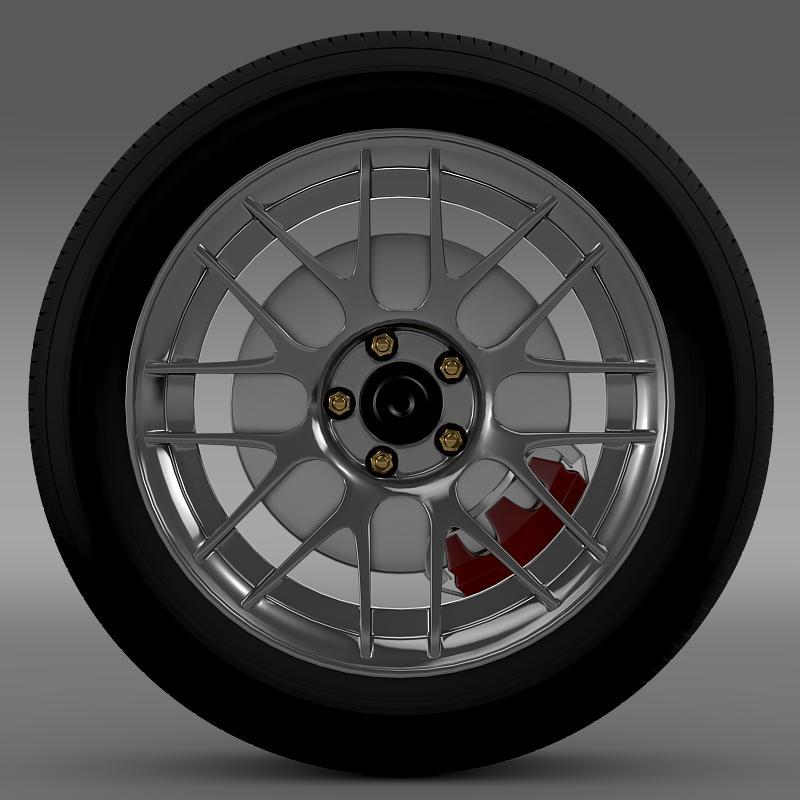 ford mustang boss 302r 2011 wheel 3d model 3ds max fbx c4d lwo ma mb hrc xsi obj 139612