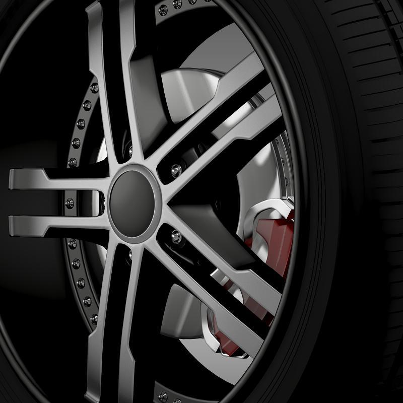 ford_mustang dub edition 2011 wheel 3d model 3ds max fbx c4d lwo ma mb hrc xsi obj 139810