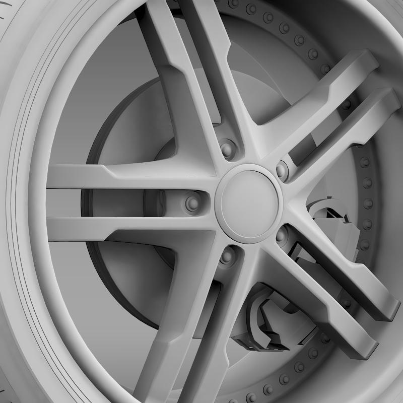 ford_mustang dub edition 2011 wheel 3d model 3ds max fbx c4d lwo ma mb hrc xsi obj 139815