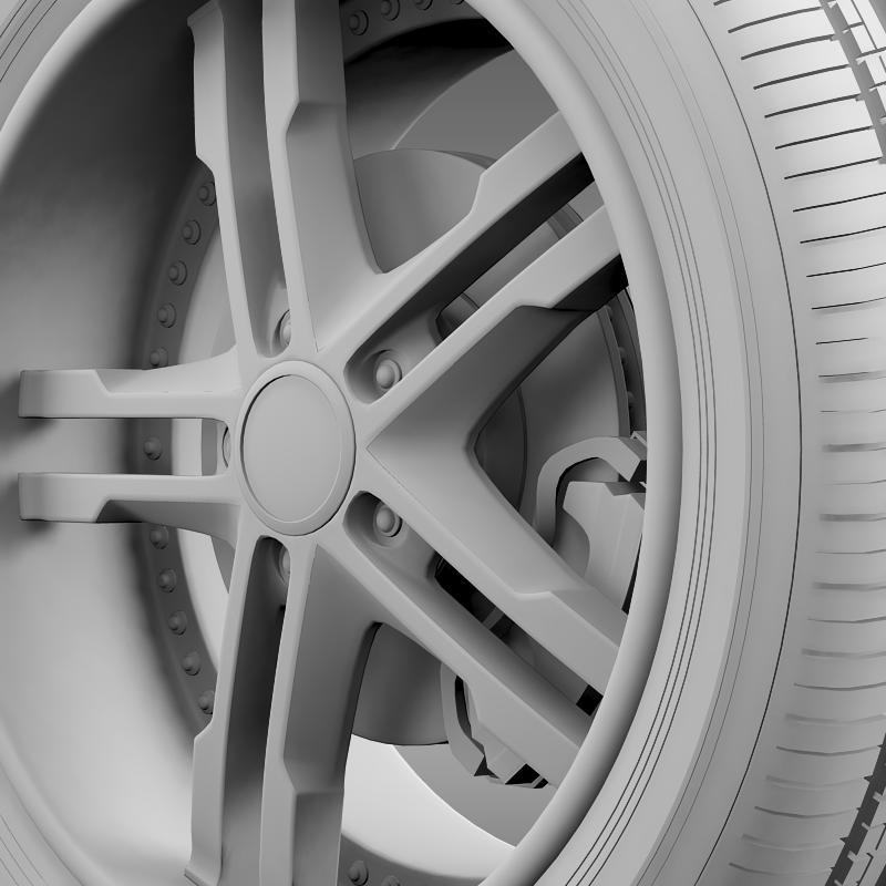 ford_mustang dub edition 2011 wheel 3d model 3ds max fbx c4d lwo ma mb hrc xsi obj 139816