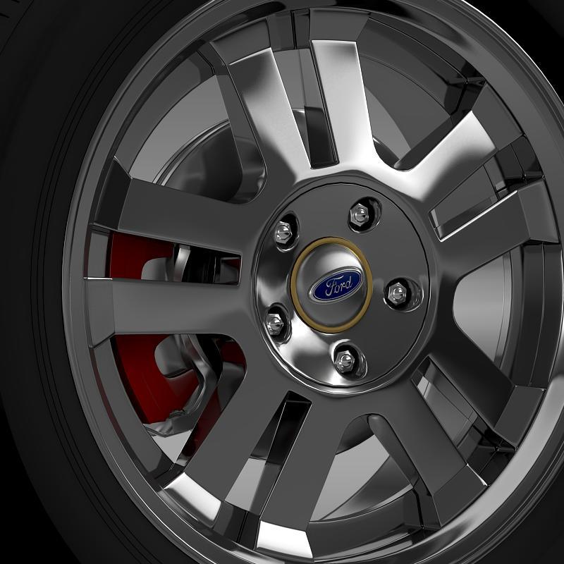 ford_mustang gt 2005 wheel 3d model 3ds max fbx c4d lwo ma mb hrc xsi obj 139835