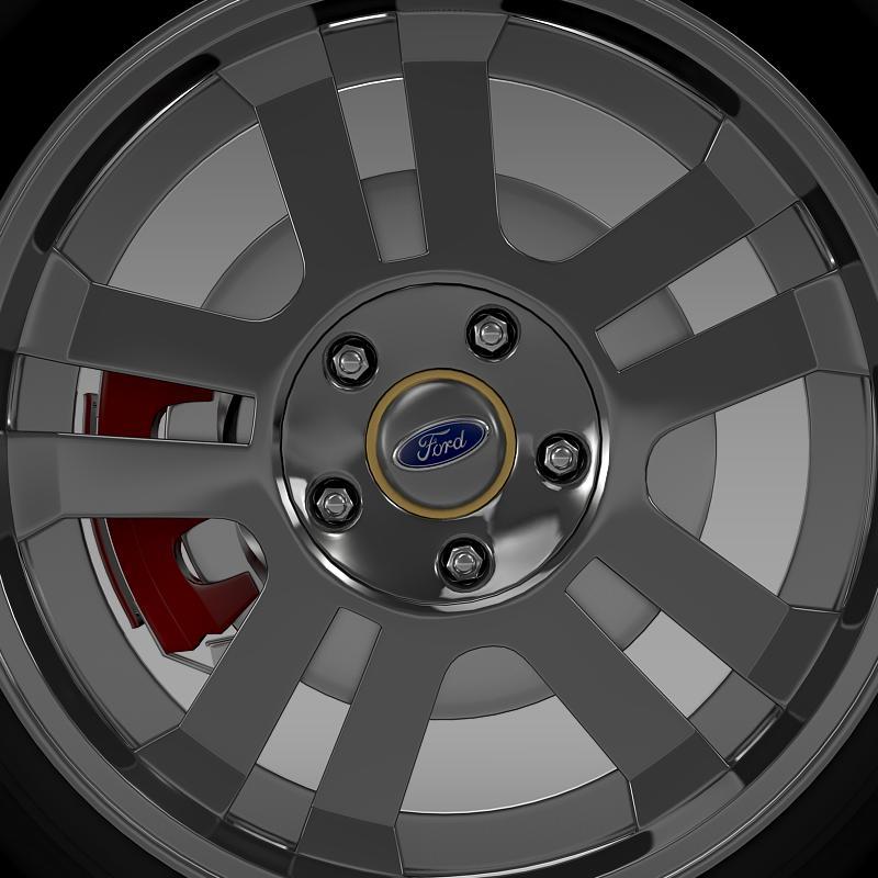 ford_mustang gt 2005 wheel 3d model 3ds max fbx c4d lwo ma mb hrc xsi obj 139837