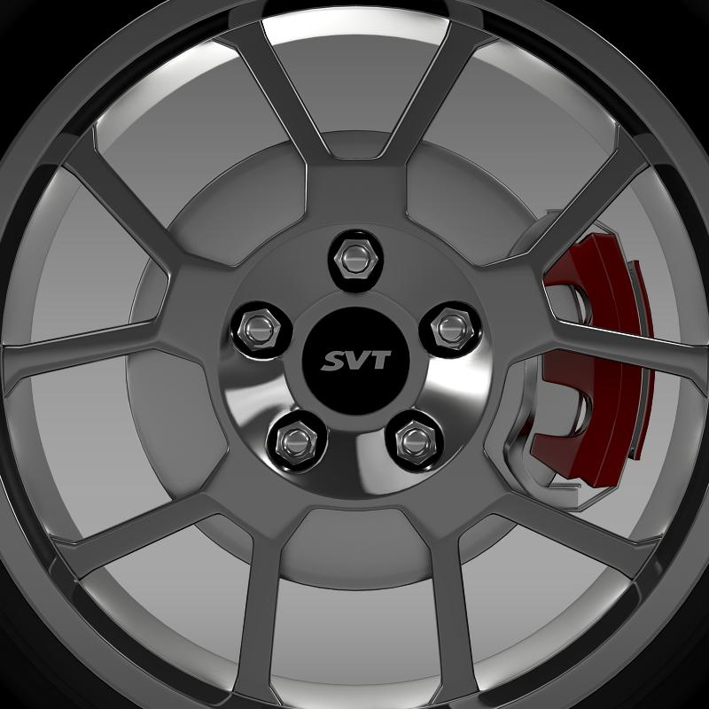 ford_mustang gt500 shelby 2007 wheel 3d model 3ds max fbx c4d lwo ma mb hrc xsi obj 139824