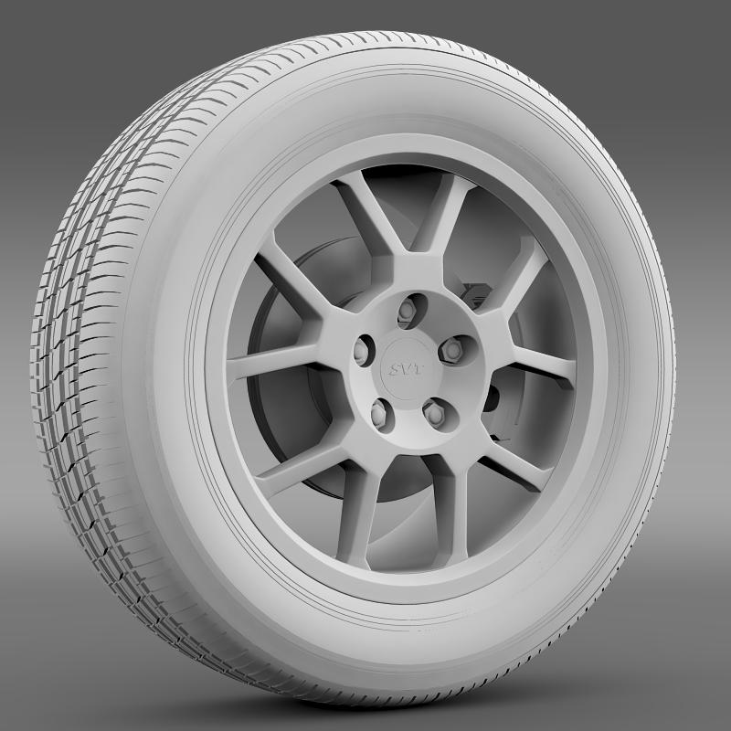 ford_mustang gt500 shelby 2007 wheel 3d model 3ds max fbx c4d lwo ma mb hrc xsi obj 139825