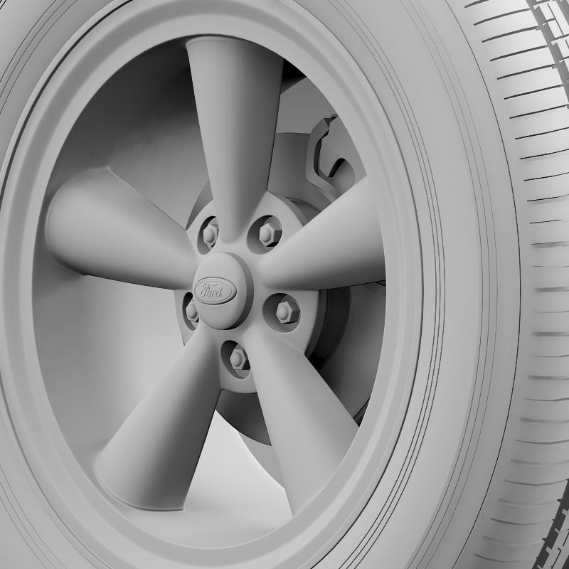 ford_mustang gth 2006 wheel 3d model 3ds max fbx c4d lwo ma mb hrc xsi obj 139868