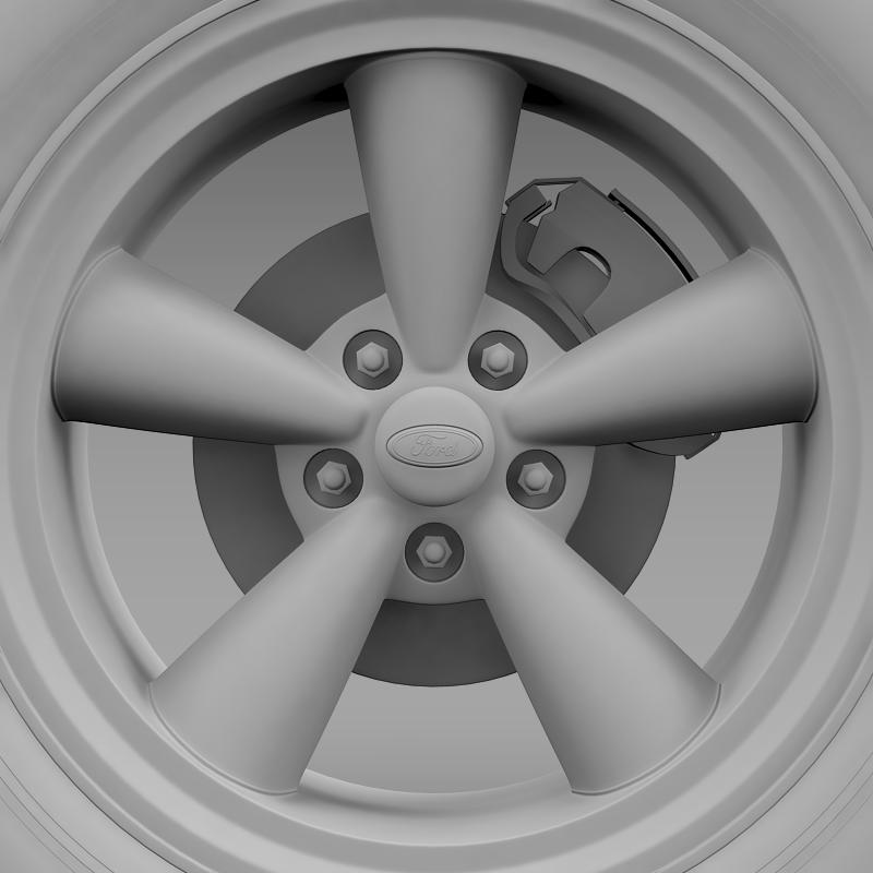 ford_mustang gth 2006 wheel 3d model 3ds max fbx c4d lwo ma mb hrc xsi obj 139869