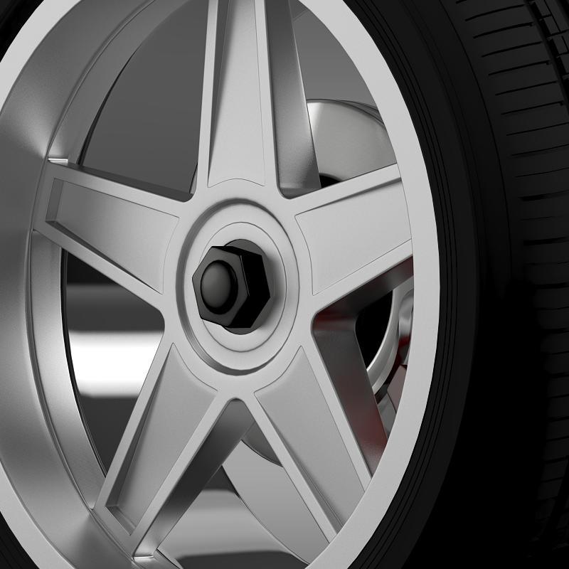 ford_mustang gtr 2005 wheel 3d model 3ds max fbx c4d lwo ma mb hrc xsi obj 139875