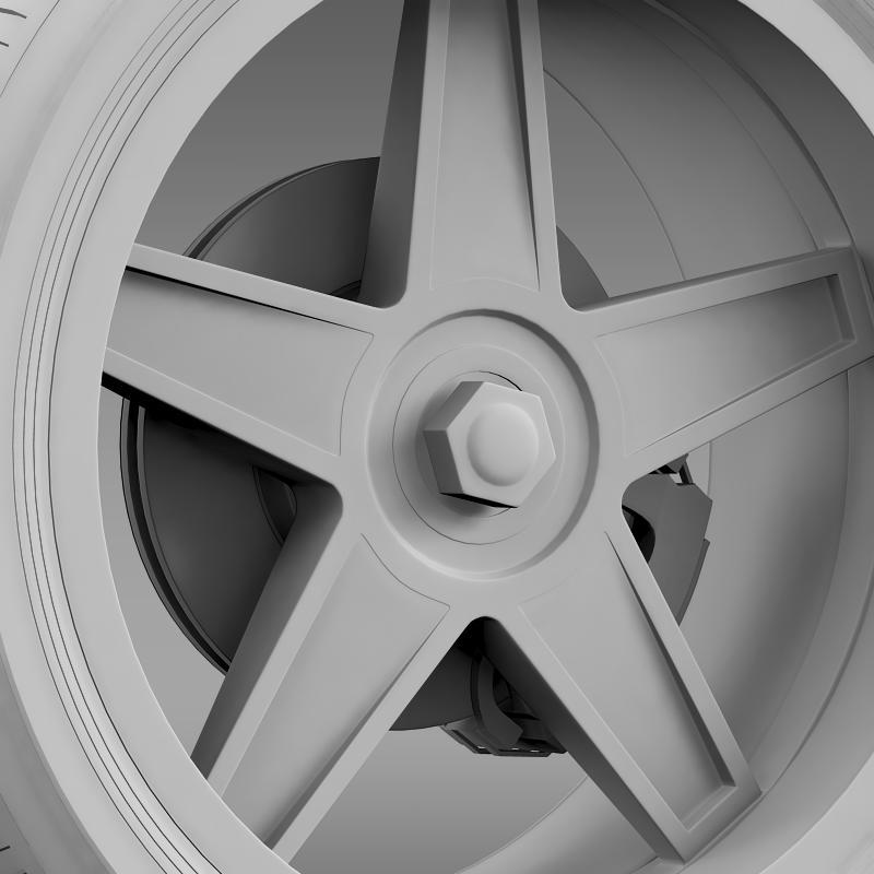 ford_mustang gtr 2005 wheel 3d model 3ds max fbx c4d lwo ma mb hrc xsi obj 139880