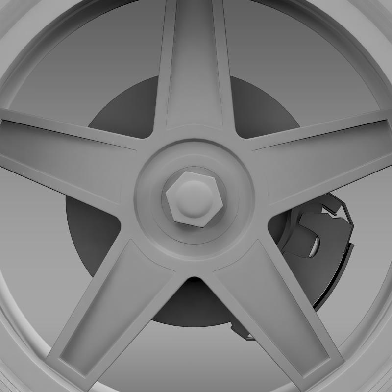 ford_mustang gtr 2005 wheel 3d model 3ds max fbx c4d lwo ma mb hrc xsi obj 139882