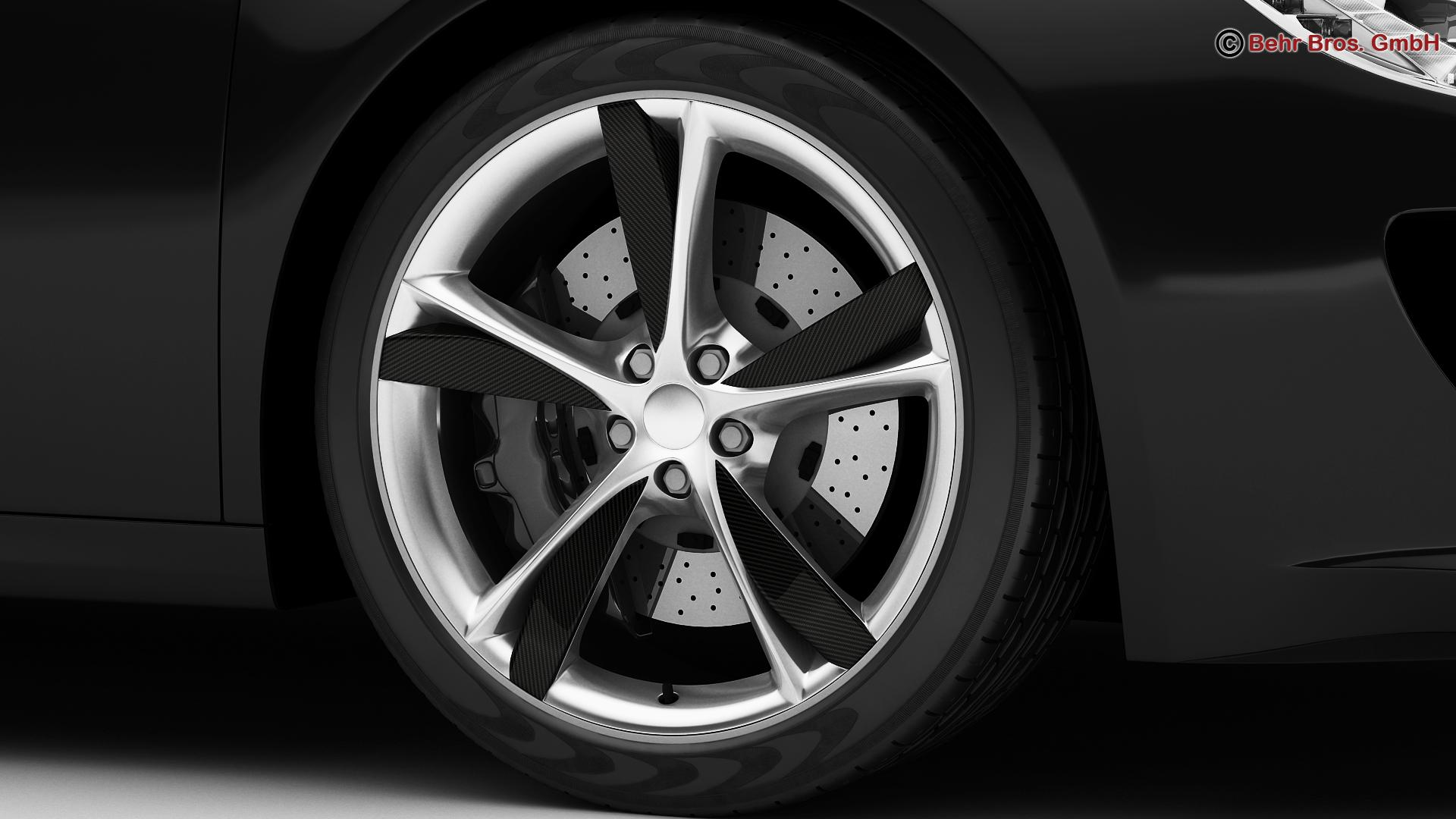 generic sports car 3d model 3ds max fbx c4d lwo ma mb obj 160529