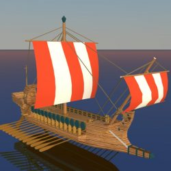 Greek Ship ( 50.53KB jpg by hadzi96 )