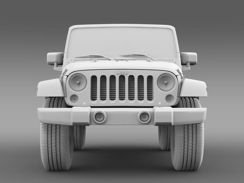 jeep wrangler 2011 3d model 3ds max fbx c4d lwo ma mb hrc xsi obj 160146