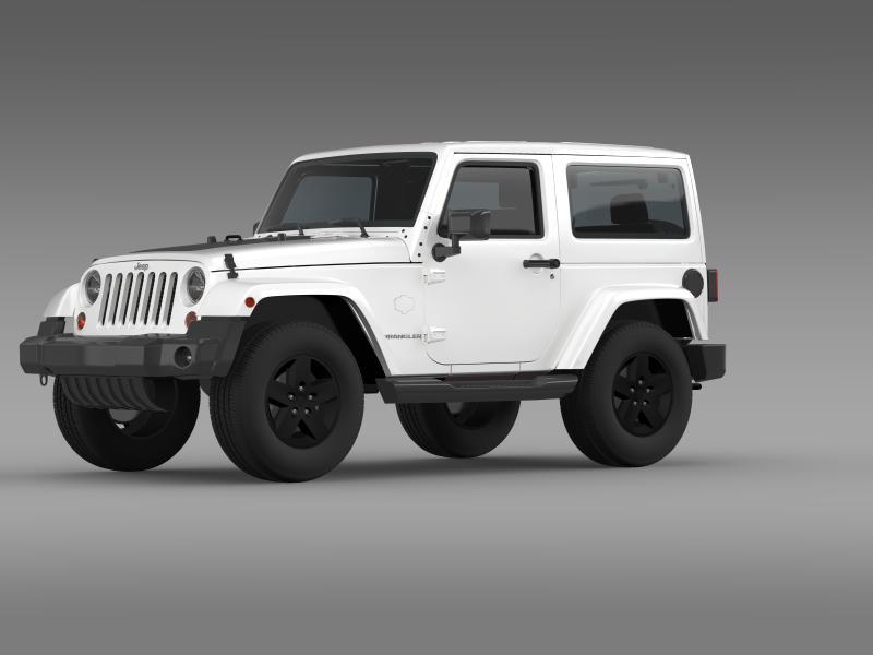 jeep wrangler arctic 2012 3d model 3ds max fbx c4d lwo ma mb hrc xsi obj 160435