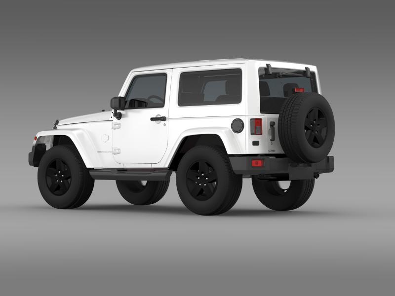 jeep wrangler arctic 2012 3d model 3ds max fbx c4d lwo ma mb hrc xsi obj 160437