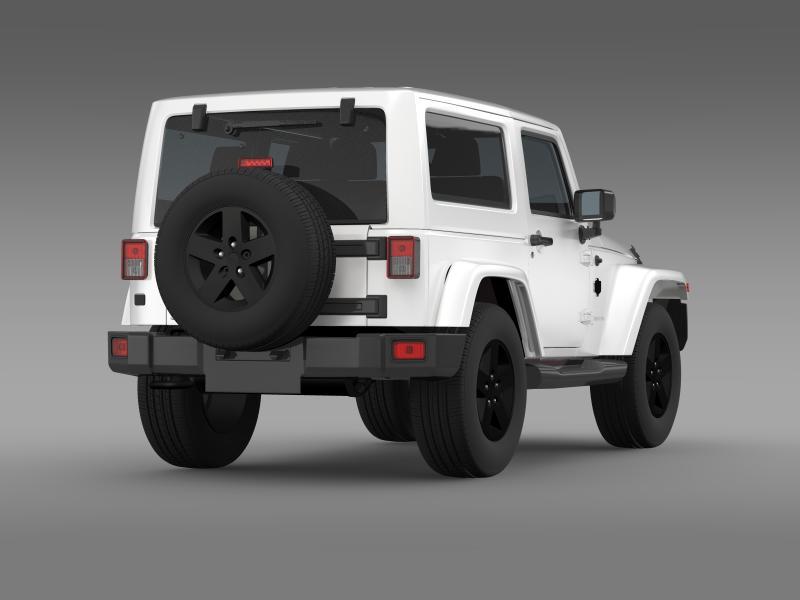 jeep wrangler arctic 2012 3d model 3ds max fbx c4d lwo ma mb hrc xsi obj 160440