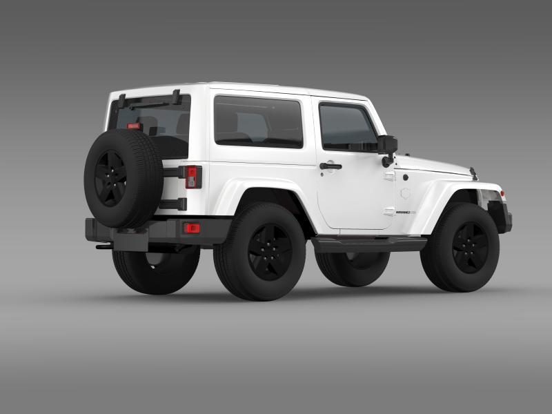 jeep wrangler arctic 2012 3d model 3ds max fbx c4d lwo ma mb hrc xsi obj 160441
