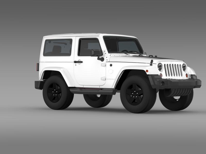 jeep wrangler arctic 2012 3d model 3ds max fbx c4d lwo ma mb hrc xsi obj 160443