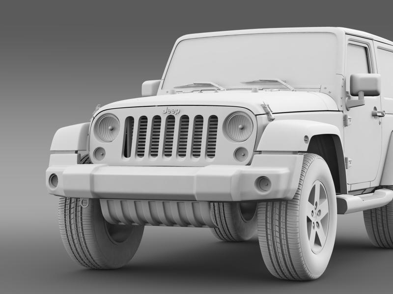 jeep wrangler arctic 2012 3d model 3ds max fbx c4d lwo ma mb hrc xsi obj 160448