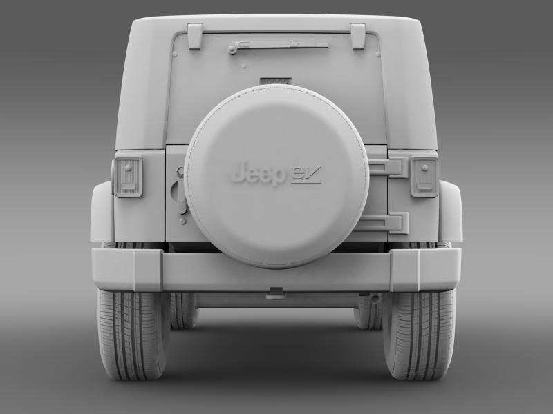 jeep wrangler electric vehicle concept 3d model 3ds max fbx c4d lwo ma mb hrc xsi obj 160168