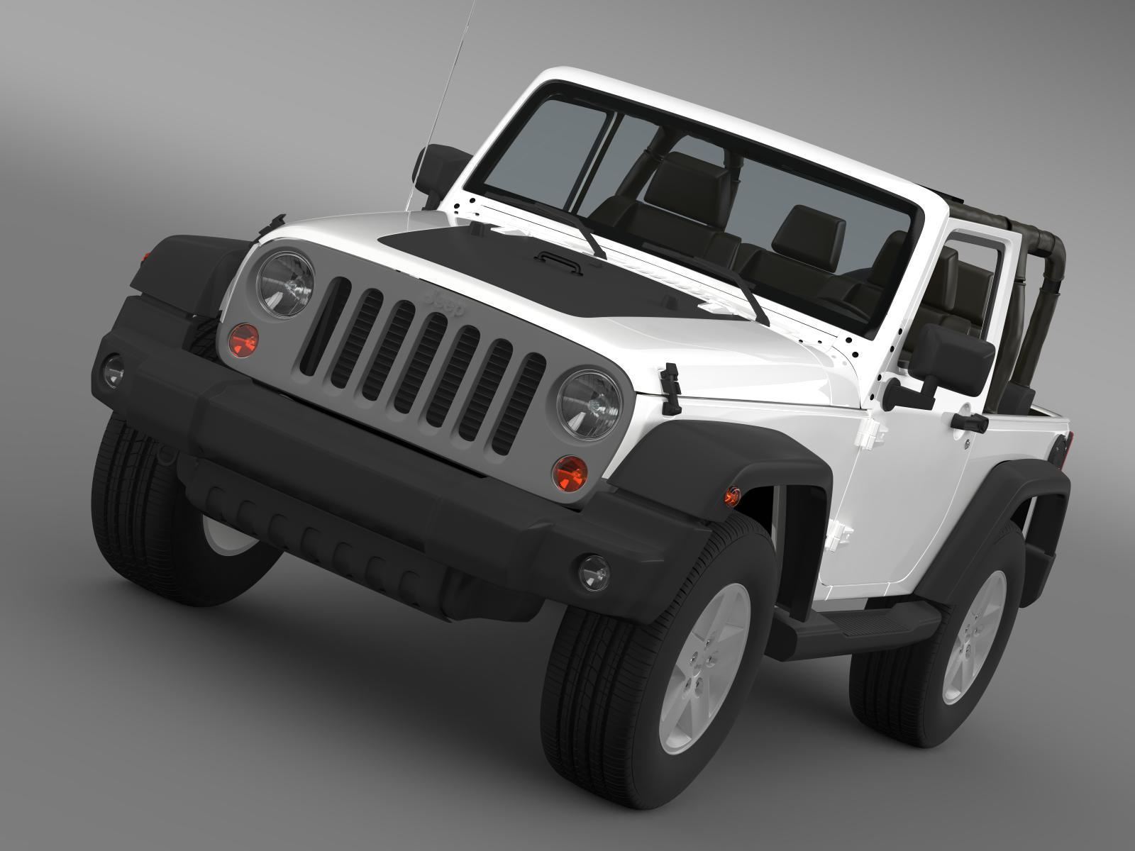 jeep wrangler mountain 2012 3d model 3ds max fbx c4d lwo ma mb hrc xsi obj 162498